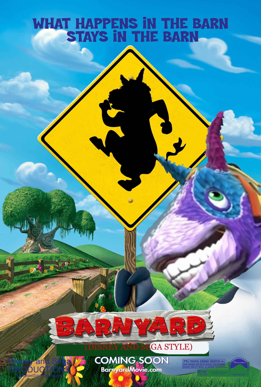 Barnyard (Disney and Sega Style)