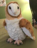 Beresford the Barn Owl