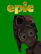 Epic (LUIS ALBERTO VIDEOS GALVAN PONCE Style) Poster