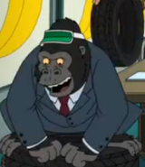 Feuturama Gorilla
