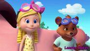 Goldie Locks and Jack Bear