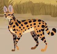 Serval (Wild Kratts)