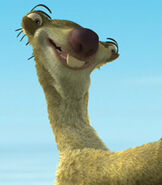 Sid in Ice Age