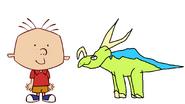 Stanley Meets Einiosaurus
