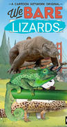 We Bare Lizards Poster