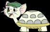 Bernard as a Turtle