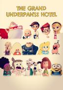 Grand Underpants Hotel Artwork