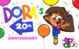 Happy 20th Anniversary, Dora!