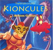 Kioncules Video Game Poster