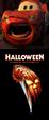 Lightning McQueen Scared of Halloween (1978)