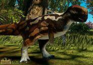PK Psittacosaurus