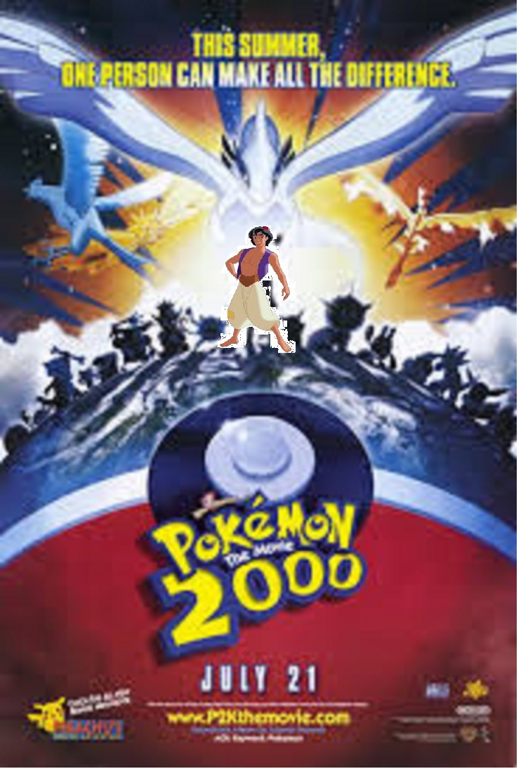 Pokemon The Movie 2000 (4000Movies Style)