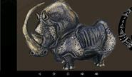 Rhino in Lion (2019)