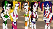 Sodor girls in swimsuits by sup fan