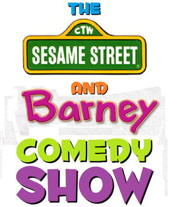 The Sesame Street and Barney Comedy Show.png