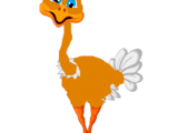 Timothy the Ostrich