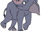 The Wildlife Land Characters Alphabet
