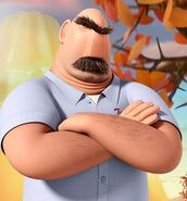 Cloudy with a Chance of Meatballs Tim Lockwood