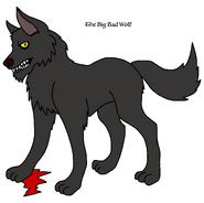Fairy tales big bad wolf by darkseeleystudio delf7ii