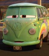 Fillmore in Cars 2