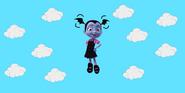 Flying Vampirina