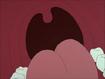 Littlefoot's Mouth Screen