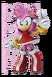 Mrs Amy sonic the hedgehog
