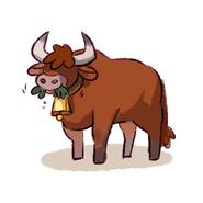 Survivalstep's Ox