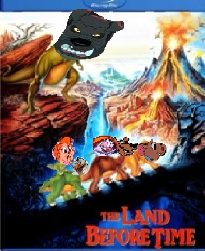 The Land Before Time (1701Movies Style)