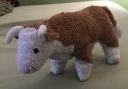 Tumbleweed the Bull