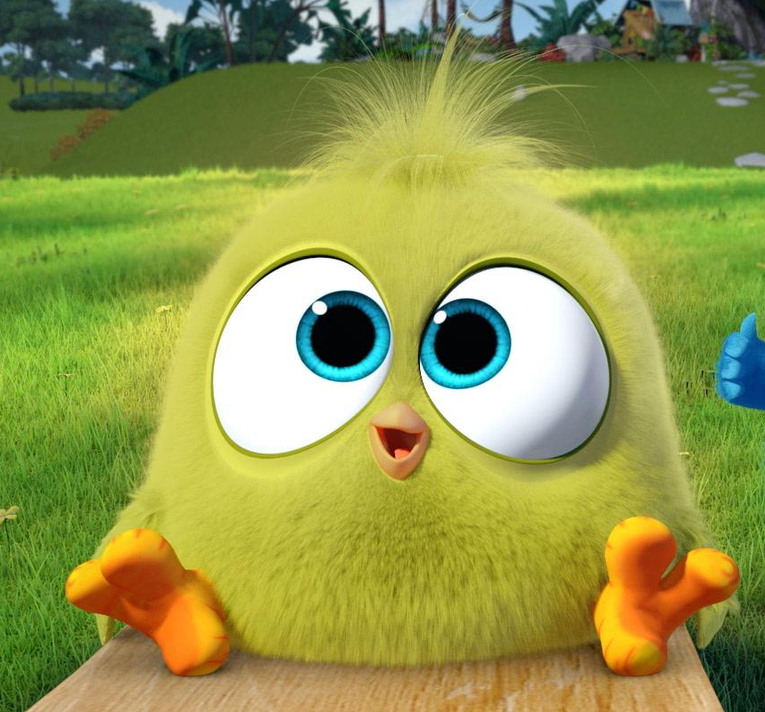 Vincent (The Angry Birds Movie 2)