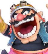Wario in Super Smash Bros. Ultimate