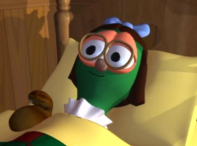Annie (VeggieTales)