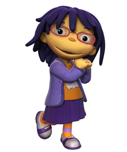 May (Sid the Science Kid)