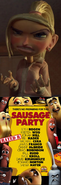 Courtney Babcock Hates Sausage Party