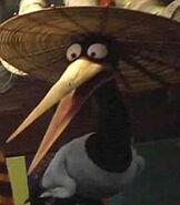 Crane in Kung Fu Panda 2