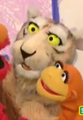Elmo's World Tiger