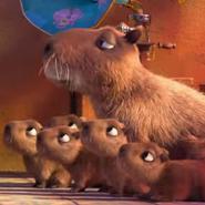 Encanto Capybara