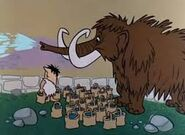 Flintstones Elephants