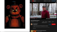 Freddy Fazbear vs Psycho Dad