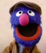 Grover in The Street We Live On