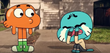 Gumball crying in make the most of it