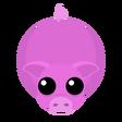 Mopeio Pig