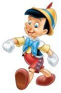 Pinocchio (Pinocchio)