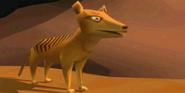 TWT Thylacine