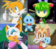 Tails And Friends