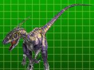 Utahraptor kyoryu-king