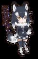 10 Gray Wolf