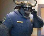 Chief Bogo glasses