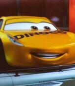 Cruz Ramirez in Lightning McQueen's Racing Academy